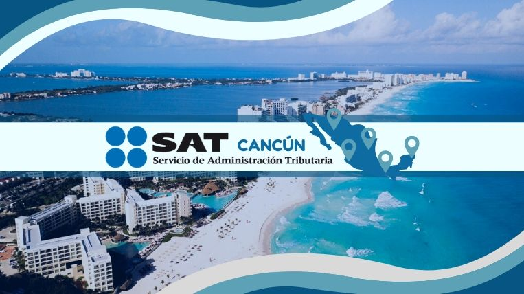 donde queda el sat en cancun