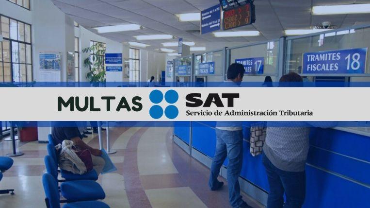 Cómo evitar las multas del SAT en México