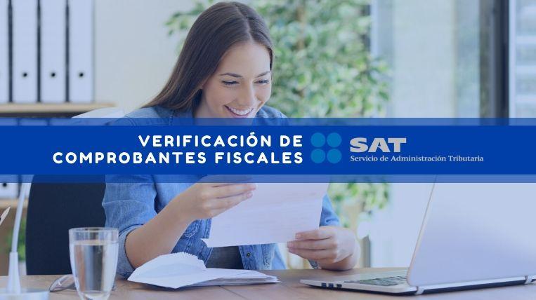 Cómo realizar la verificación de comprobantes fiscales del SAT en México